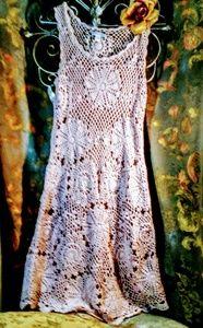 Boston Proper crochet dress size extra extra small
